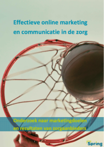 Onderzoek Spring marketing 2015