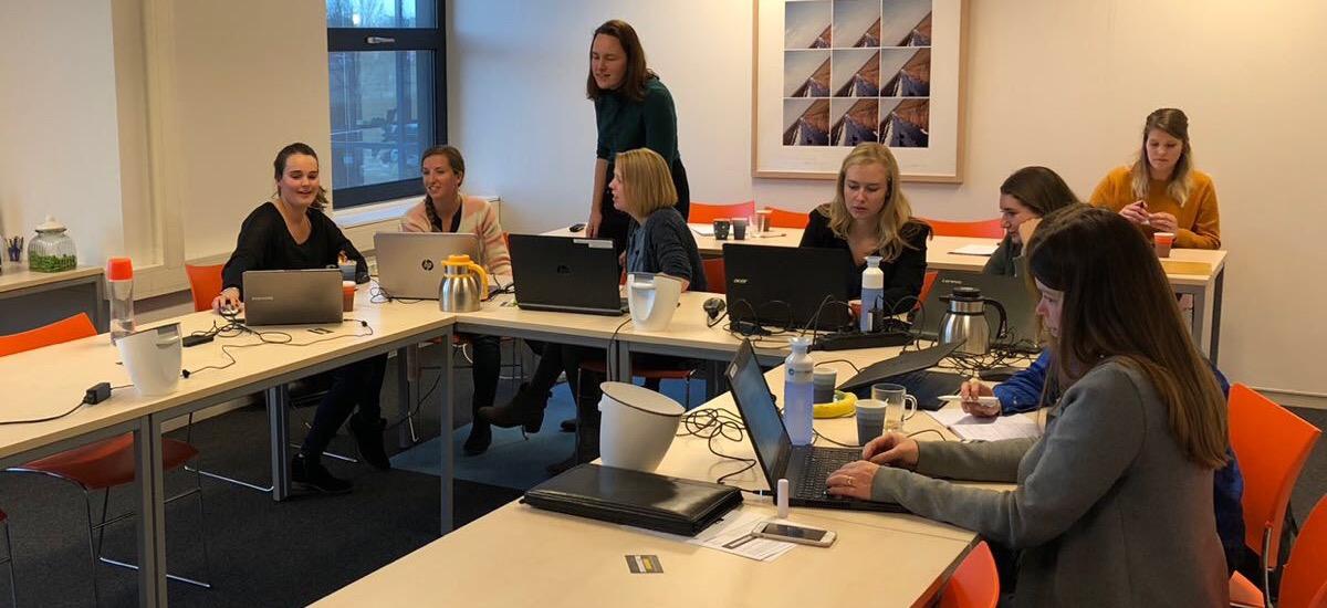 SEO webschrijven - training Spring marketing 1200x550